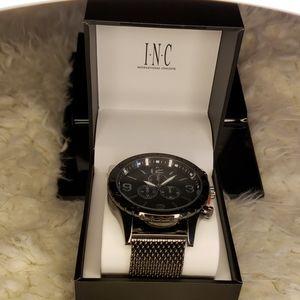 Men's INC Gunmetal Watch